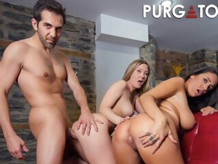 PURGATORYX An Indecent Attorney Vol 1 Part 2 with Addison and Sofi purgatoryx reality