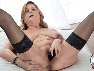 Introducing Brenda Douglas, Our New 60plus Milf - Brenda Douglas - 60PlusMilfs big ass big tits