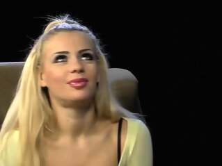eUrotic TV Jasmain blonde hd
