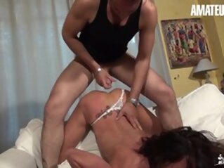 AmateurEuro Horny Mature Lyna Cypher Riding Deep blowjob hardcore